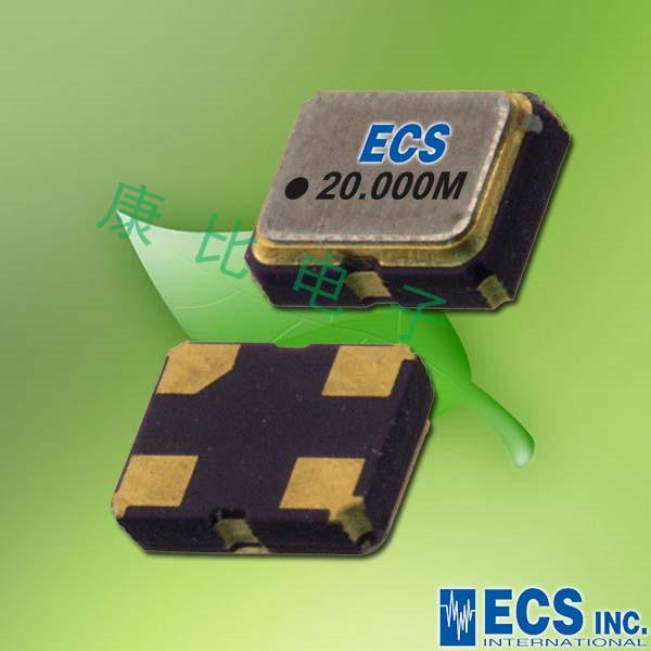 ECS晶振,环保晶振,ECS-TXO-3225振荡器