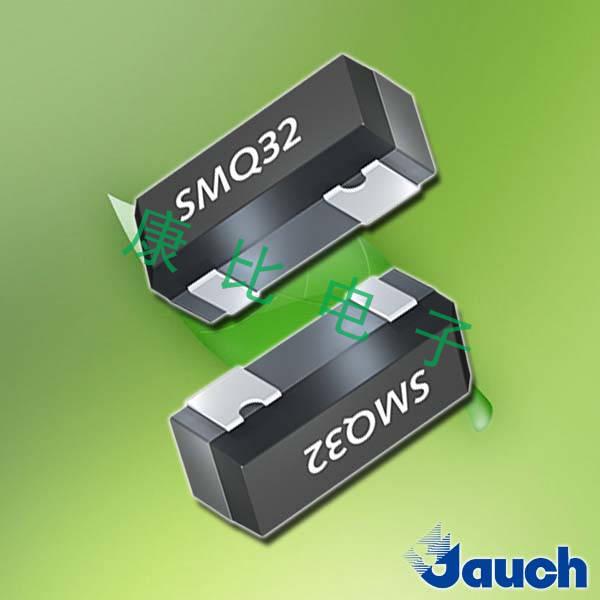 Jauch晶振,压电石英晶体,SMQ32SL晶振