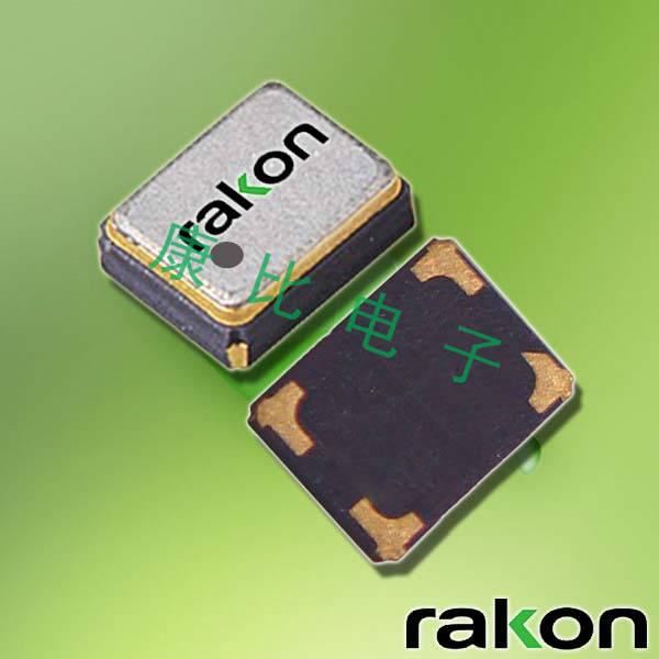 Rakon晶振,智能家居晶振,IT2100F振荡器