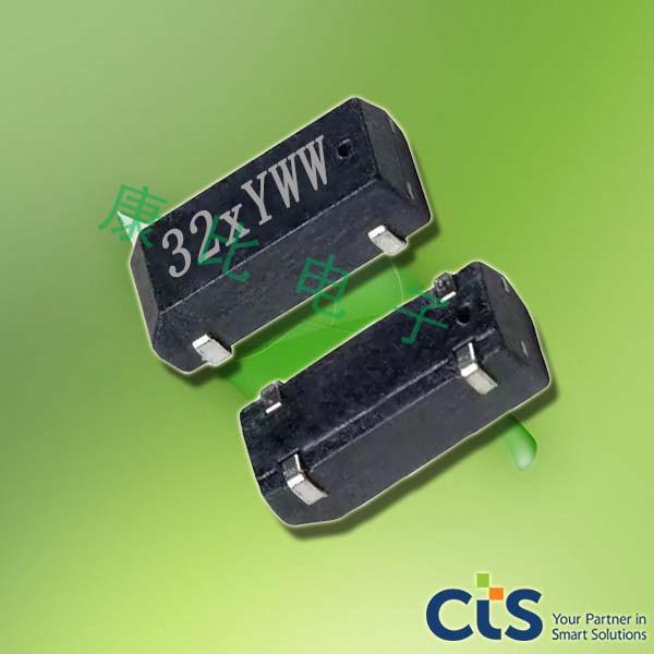 CTS晶振,贴片无源晶振,TFPM晶振
